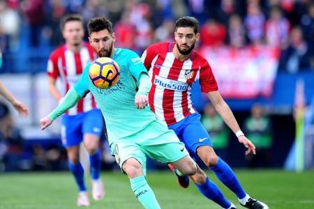 Сможет ли «Атлетико» прервать безвыигрышную серию с «Барсой»?