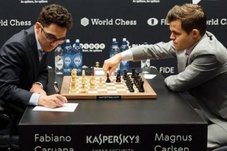 Сумеют ли Карлсен и Каруана избежать тай-брейка?