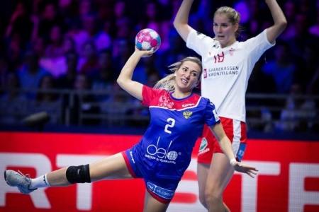 Сборная России вышла в полуфинал чемпионата Европы