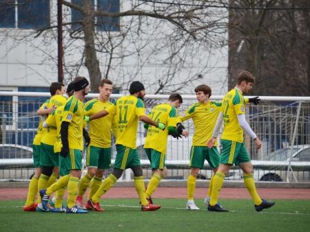 «Кубань» одержала победу на зимнем турнире в Краснодаре
