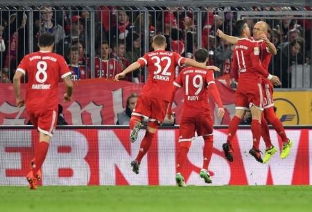«Бавария» добьется уверенной победы над «РБ Лейпциг»