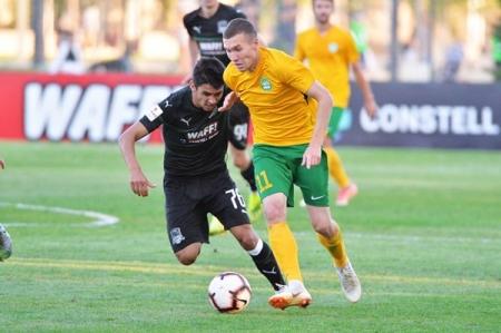 «Урожай» подтвердил уход Нурисова и еще пяти игроков