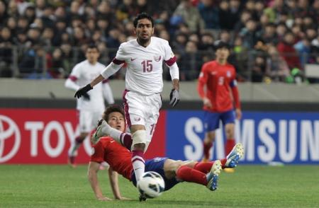 Справится ли Корея с Катаром?