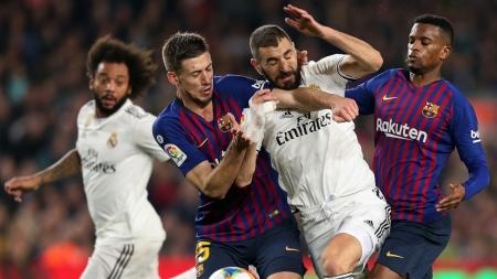 Кто выйдет в финал Кубка Испании?