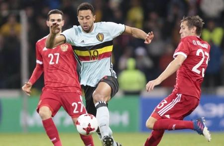 Ждать ли от россиян подвига в Бельгии?