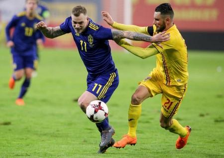 Прервут ли шведы беспроигрышную серию Румынии?