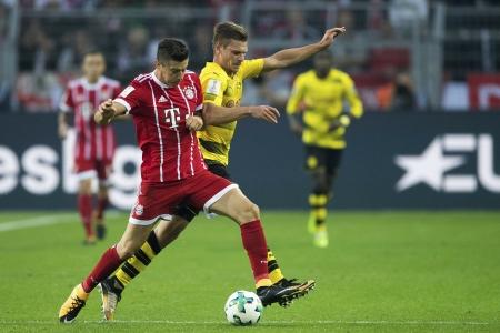 Главное противостояние немецкого футбола