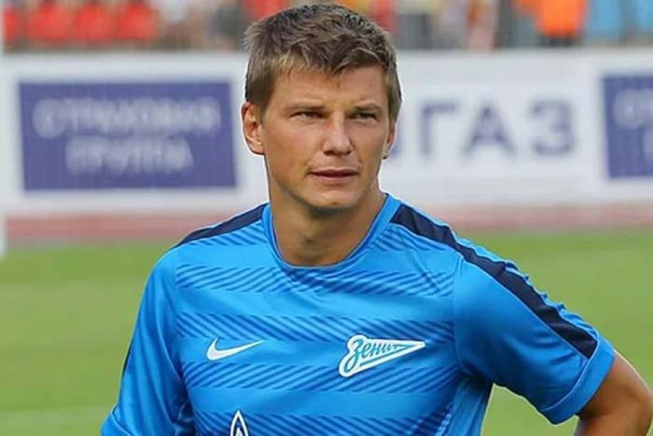 Андрей Аршавин примет участие в товарищеском матче в Крымске