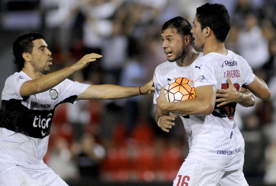Парагвайская «Олимпия» может оформить выход в плэй-офф
