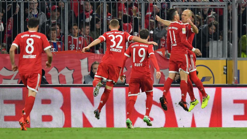 «Бавария» станет чемпионом досрочно