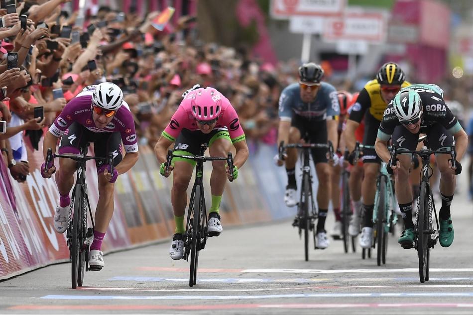 Спринтеры будут бороться за победу на 2-м этапе Джиро д`Италия 2019