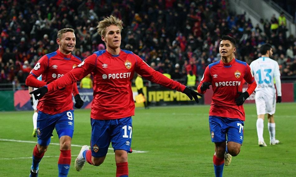 ЦСКА обыграет чемпиона? Падение котировок на победу «армейцев»