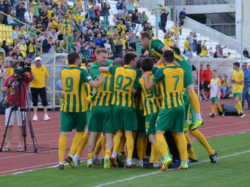 «Кубань» должна одержать четвертую победу подряд