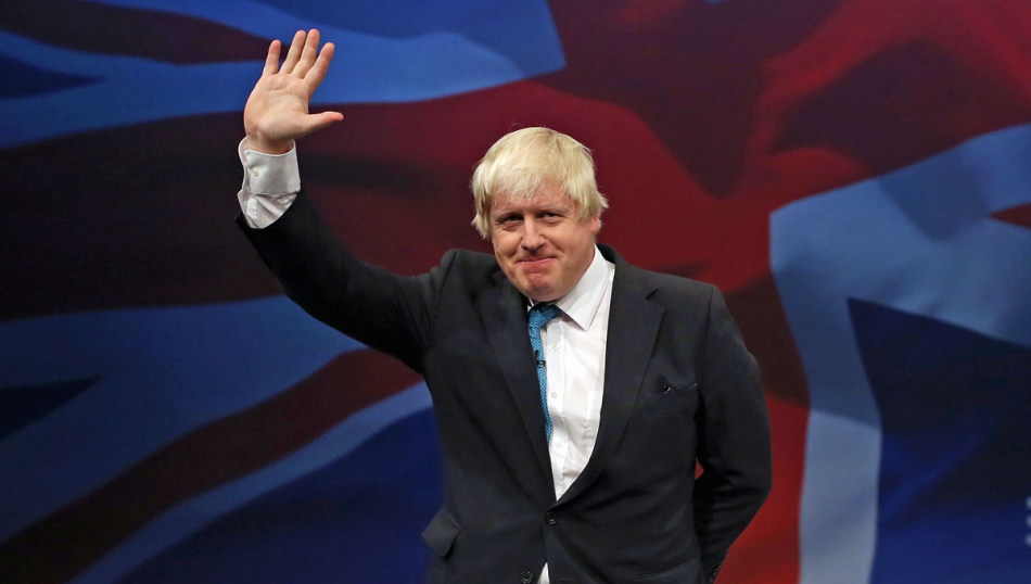 Борис Джонсон — фаворит на пост премьер-министра Великобритании
