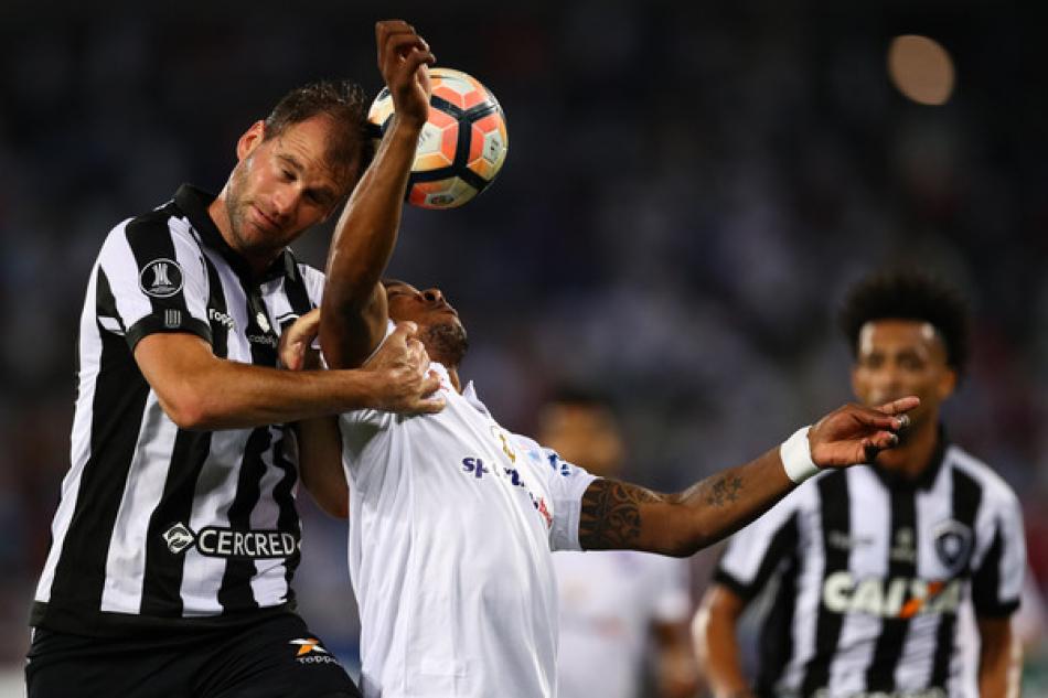 «Ботафого» и во втором матче должен одолеть парагвайцев