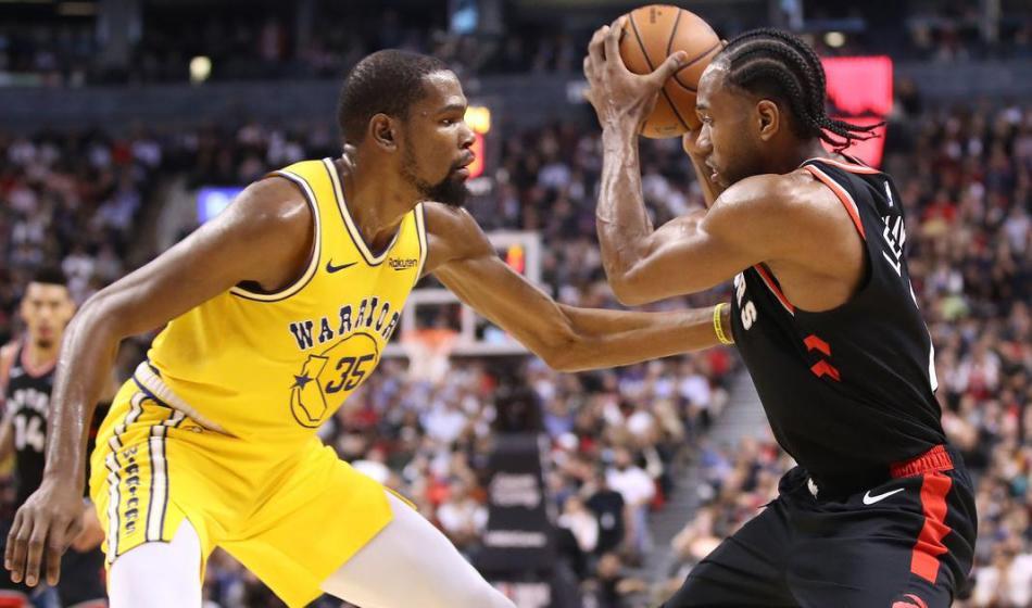 «Торонто» – фаворит второго матча финальной серии НБА