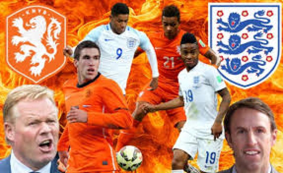 Англия и Нидерланды определят второго финалиста Лиги Наций
