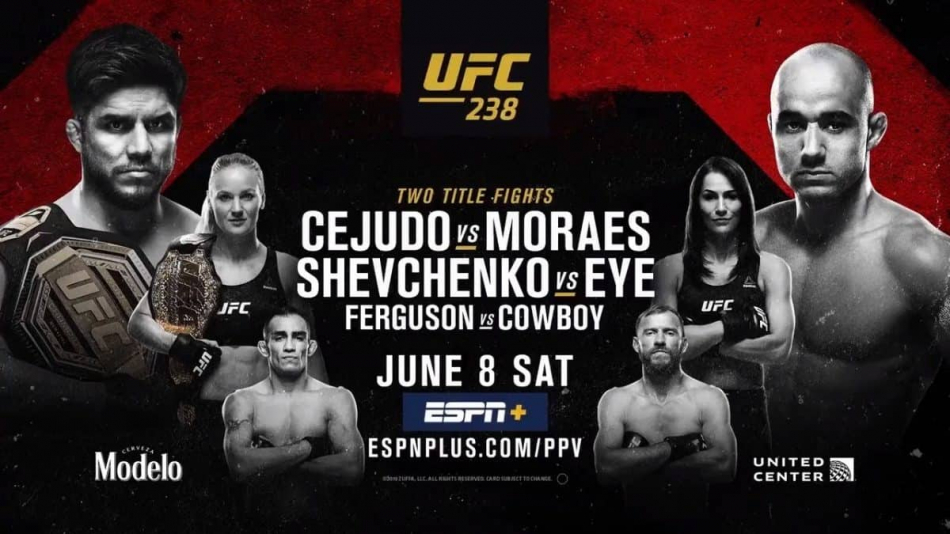 Марлон Мораес должен взять пояс UFC в легчайшем весе. Кф – 1.88
