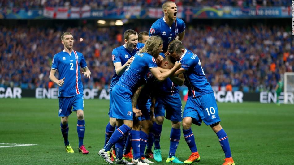 Исландия выиграла только 1 из 17-ти последних матчей