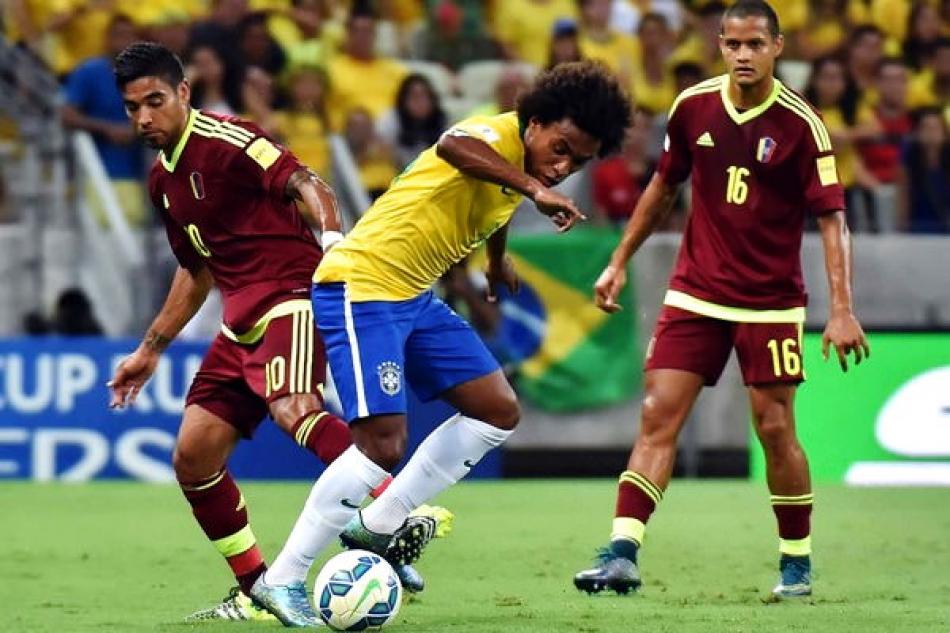 Бразильцы продолжат свою беспроигрышную серию