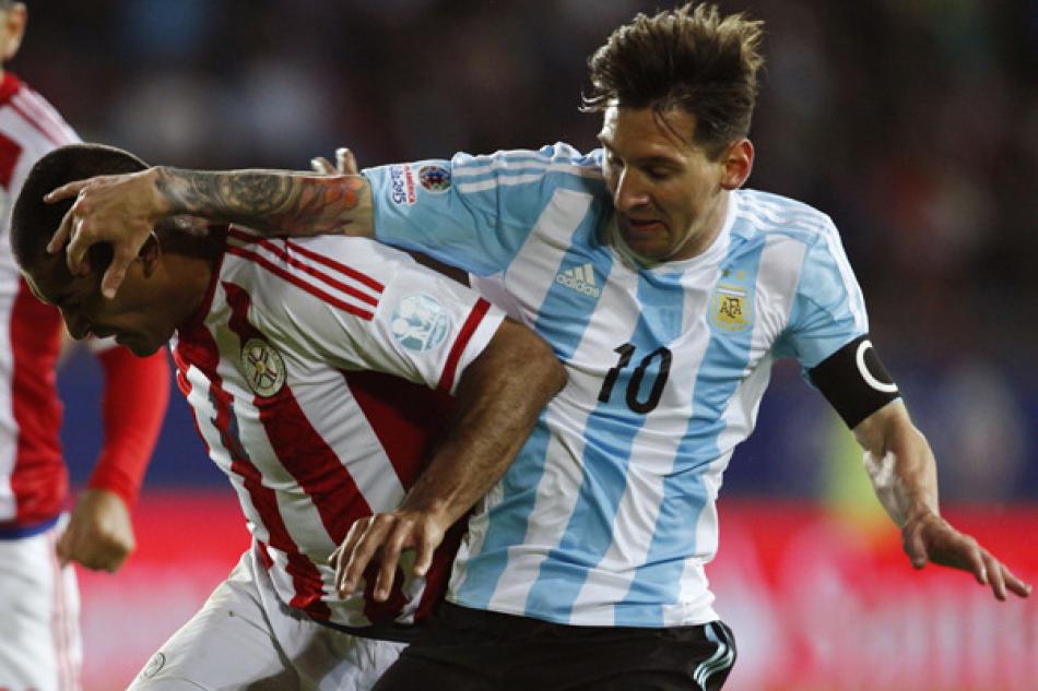 Аргентина обязана обыгрывать Парагвай