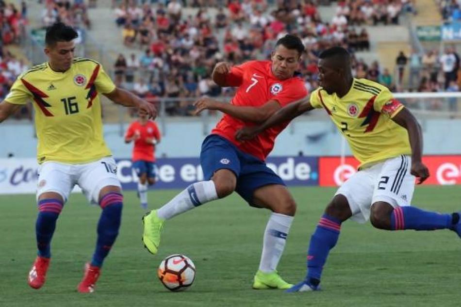 Сможет ли Колумбия впервые за семь лет выиграть у Чили?