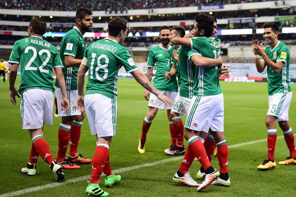 Ждем Мексику в финале Золотого Кубка