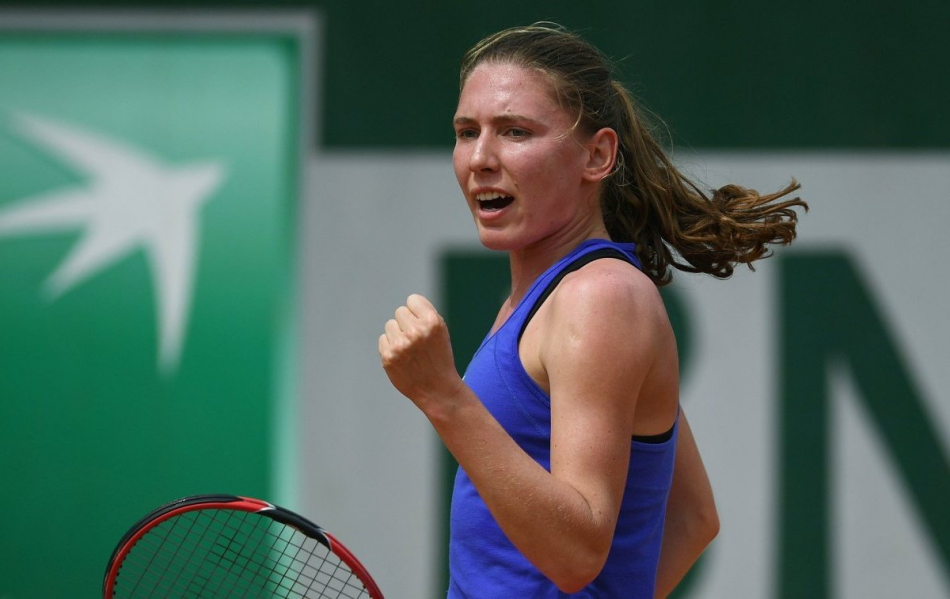 Александрова должна начать турнир с победы