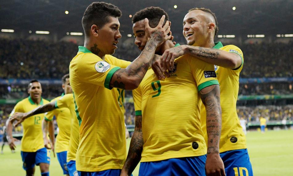 Бразилия должна стать лучшей на континенте