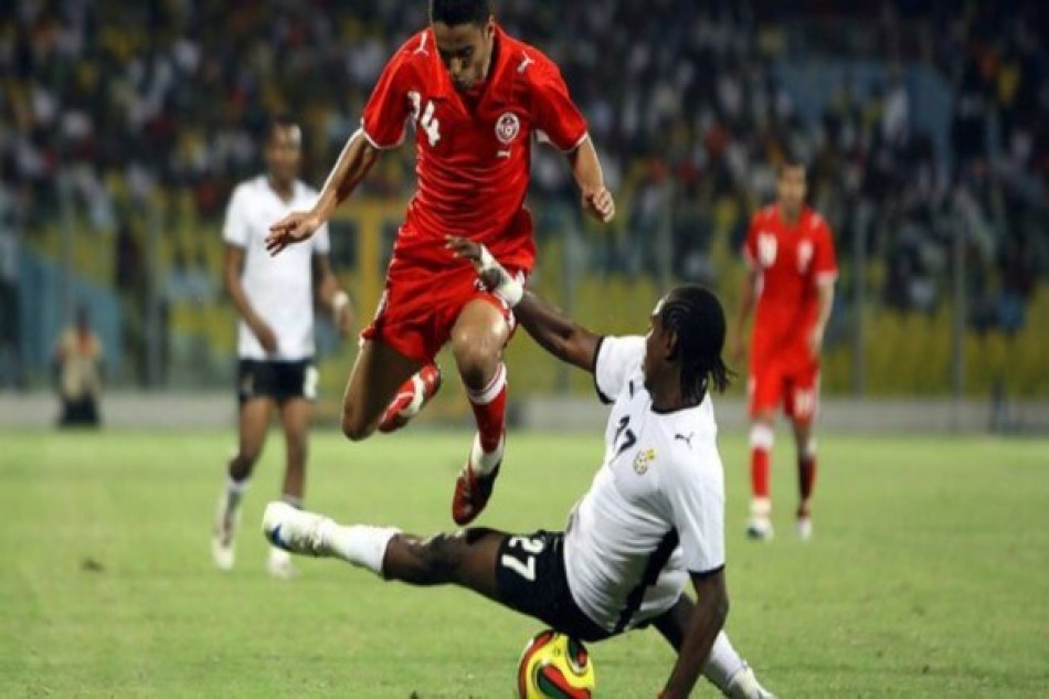 Пройдёт ли Гана Тунис?