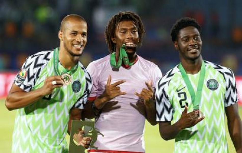 Нигерия выиграла бронзу Кубка африканских наций