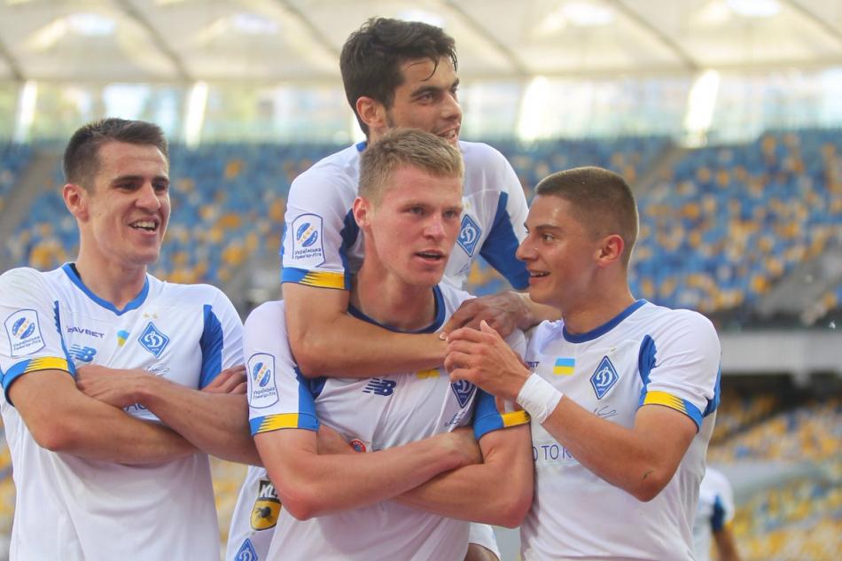 «Динамо» Киев хочет продолжить победно-трофейную поступь