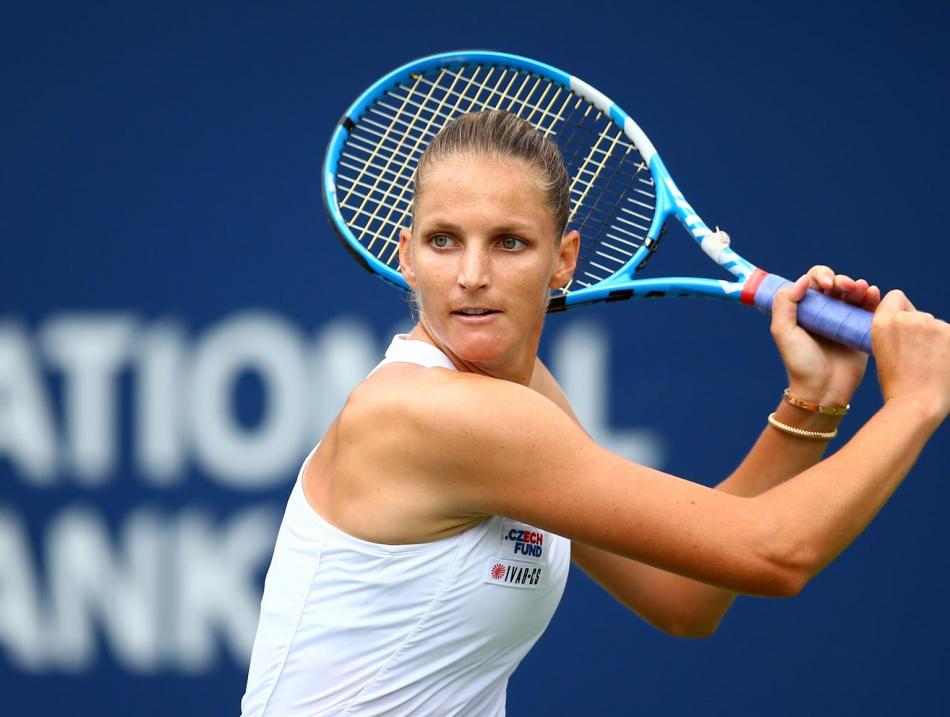 Плишкова станет на шаг ближе к первому месту рейтинга WTA