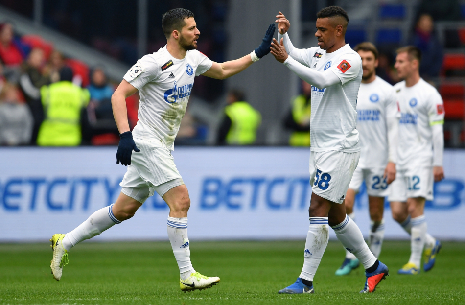 «Оренбург» одержит первую победу в чемпионате