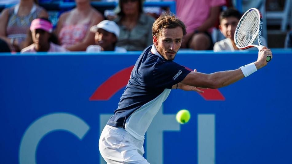 Даниил Медведев дебютирует в Топ-5 в случае победы в Цинциннати