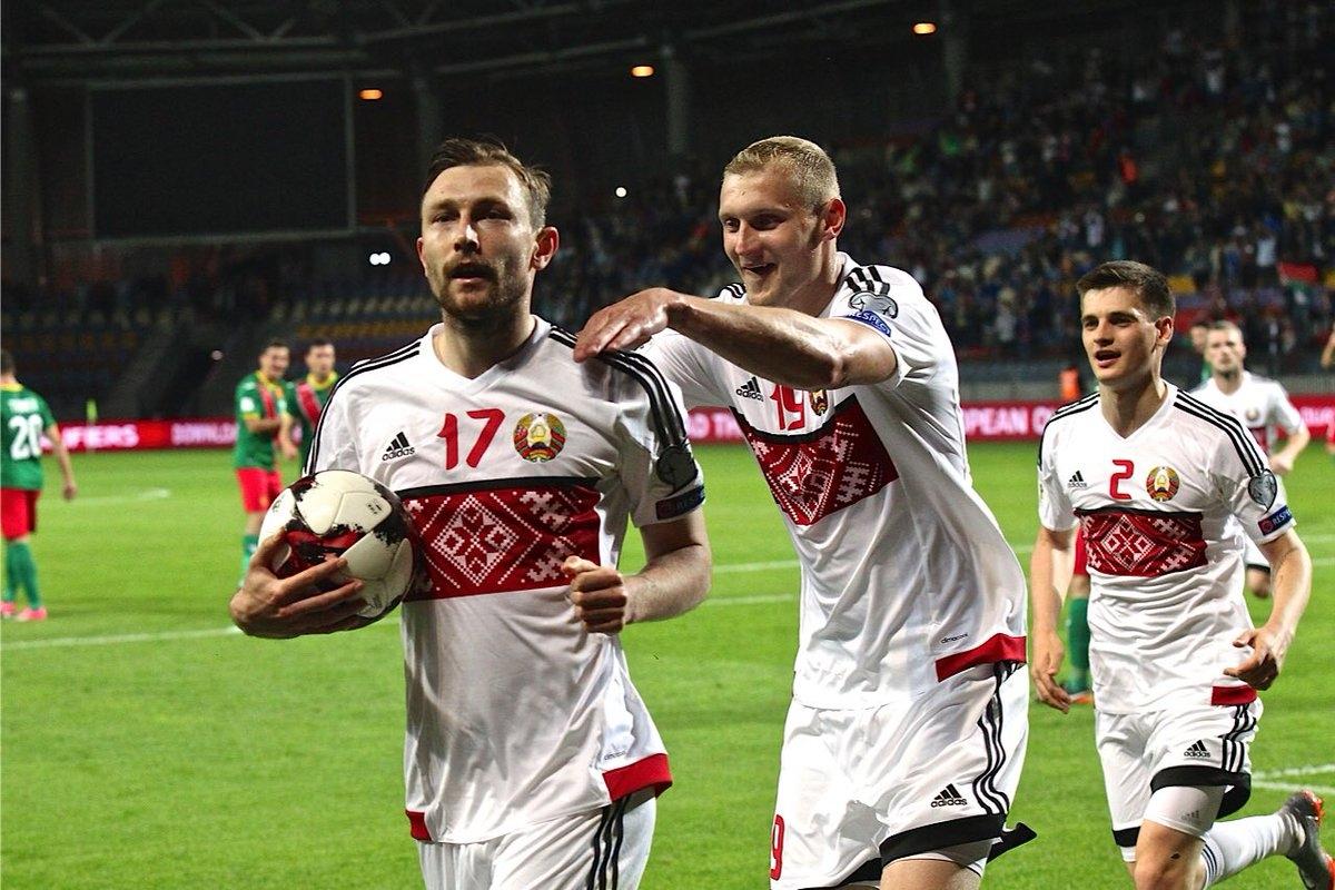 Белоруссия выиграет в Эстонии