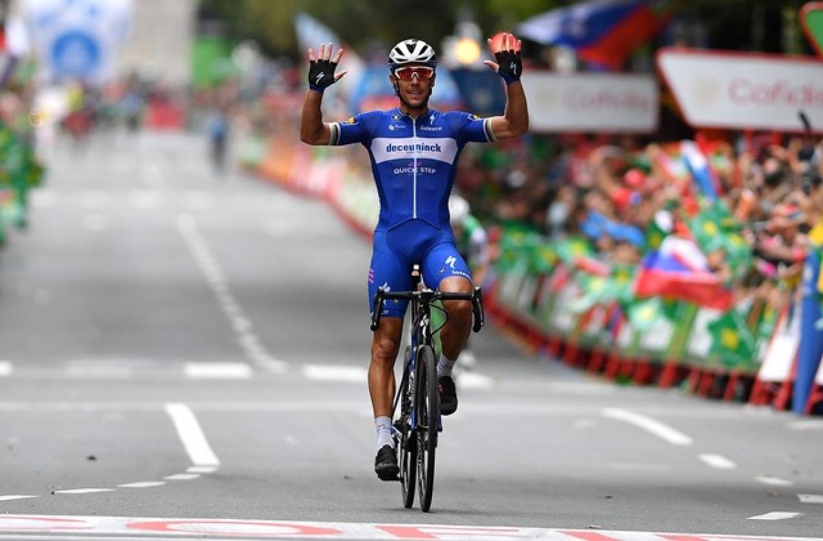 Филипп Жильбер – победитель 12 этапа Вуэльты Испании-2019