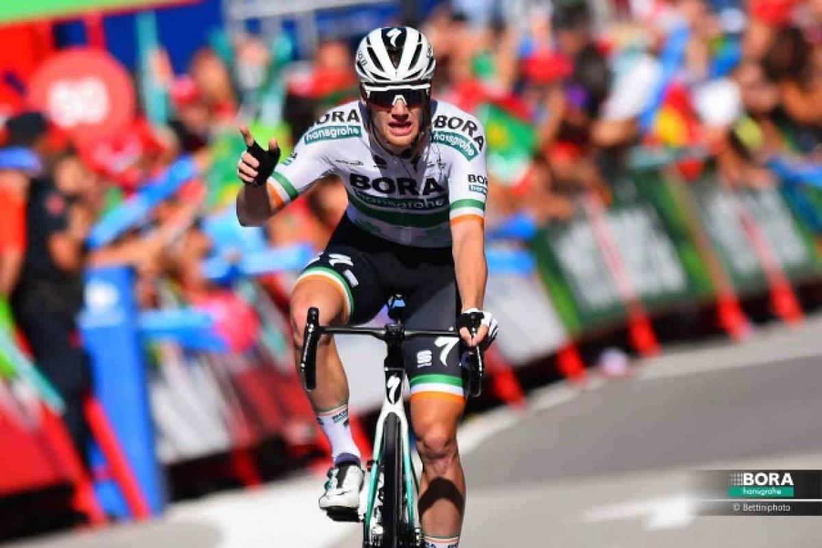 Сэм Беннетт выиграл 14-й этап Вуэльты Испании-2019