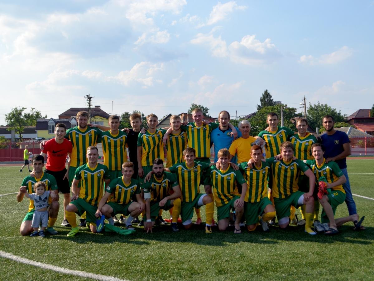 «Кубань» – «Академия футбола Краснодарского края». Прямой эфир