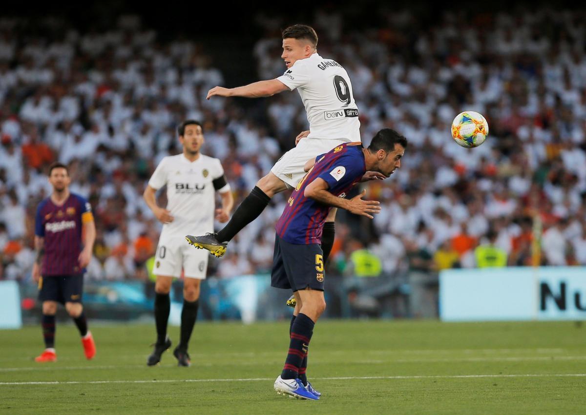 Справится ли «Барселона» с «Валенсией»?