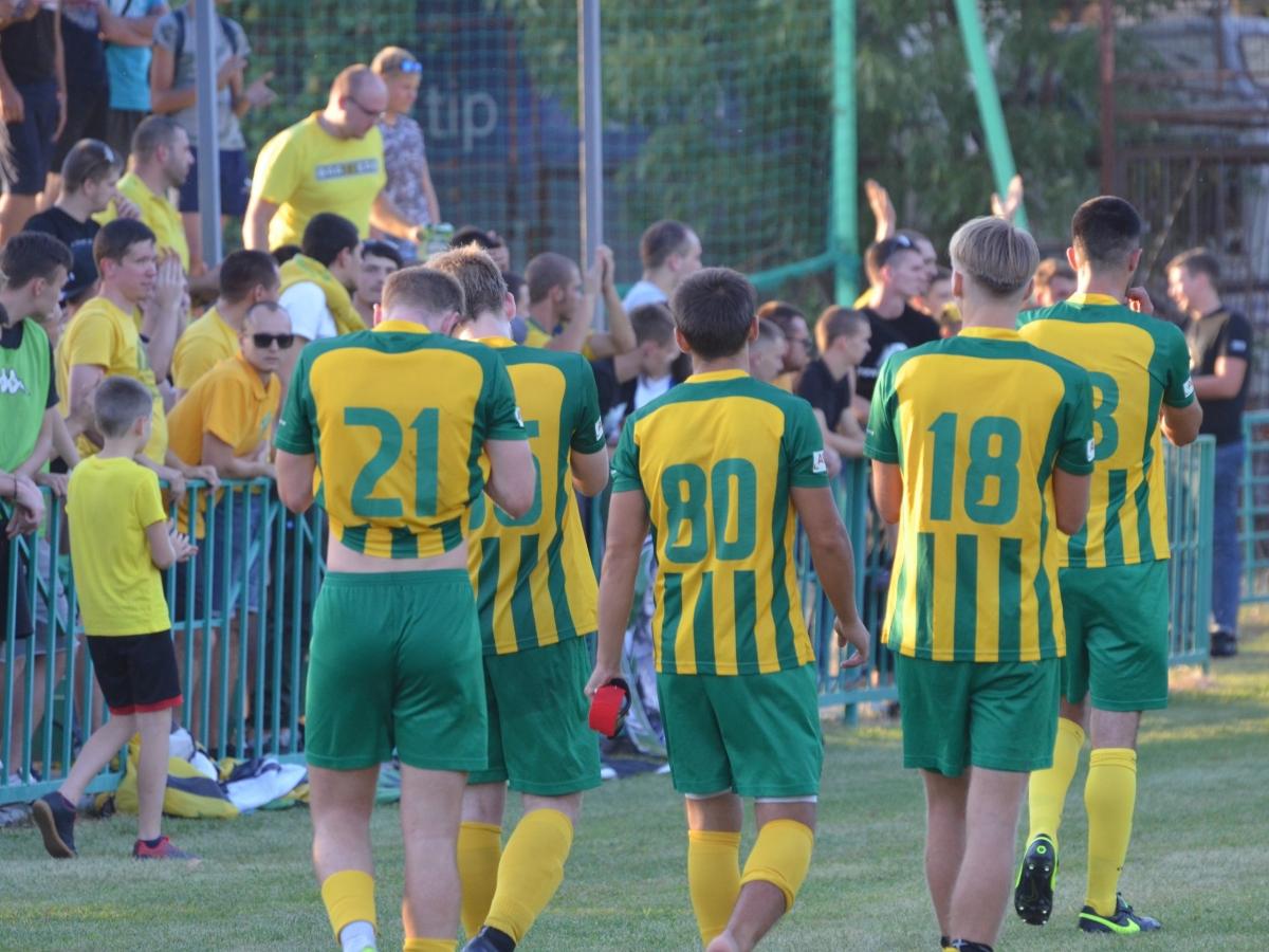 «Кубань» проиграла в заключительном туре чемпионата края