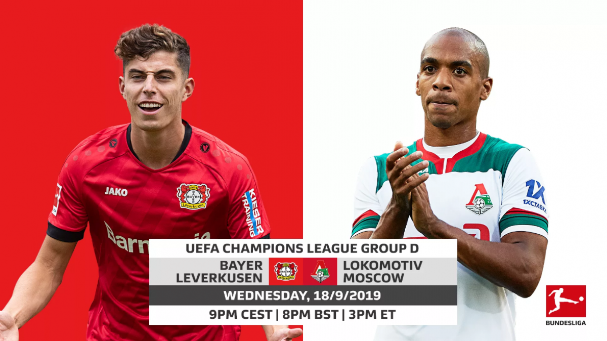 Как «Локомотив» стартует в Лиге чемпионов?