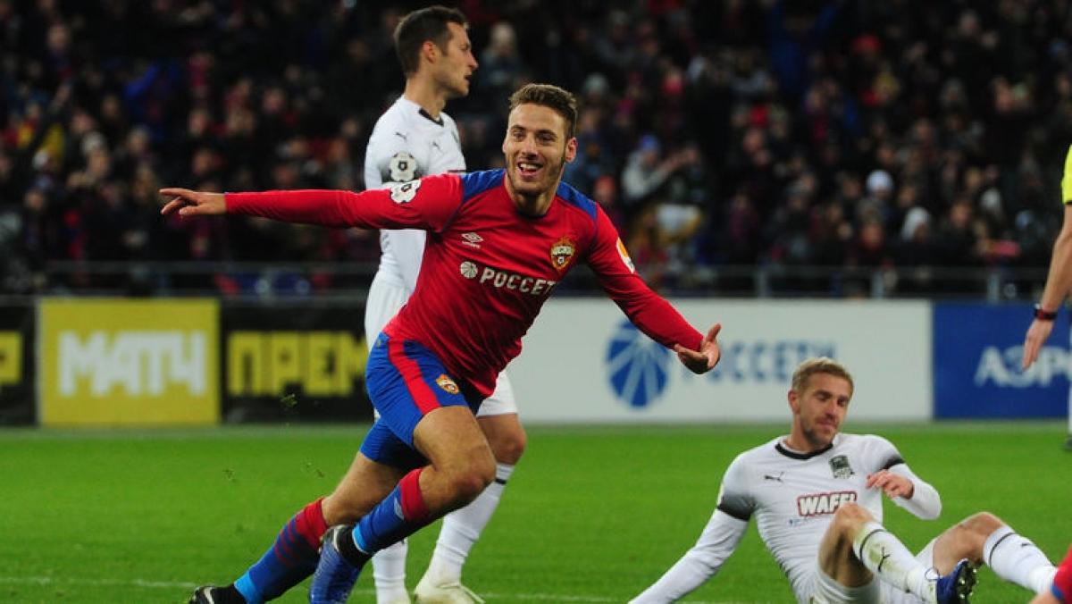 ЦСКА продлит победную серию в матче с «Краснодаром»