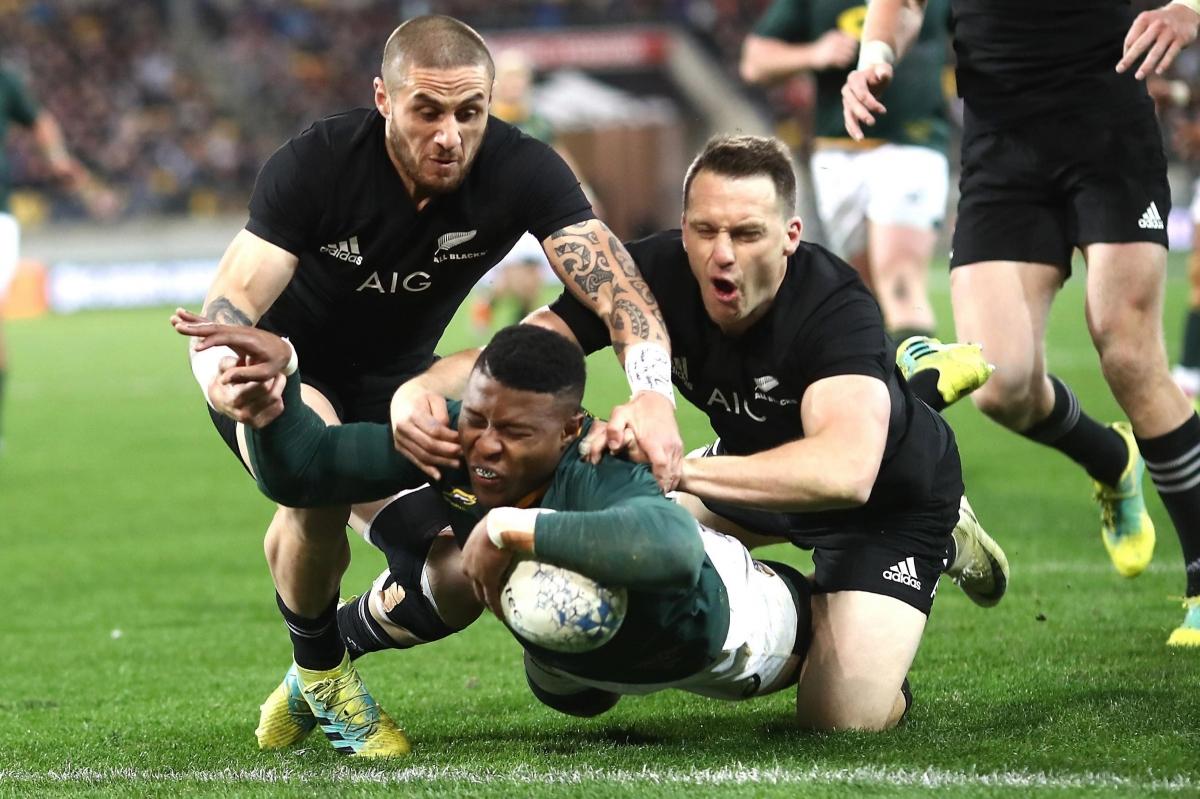 Южноафриканцы не дадут разгуляться All Blacks