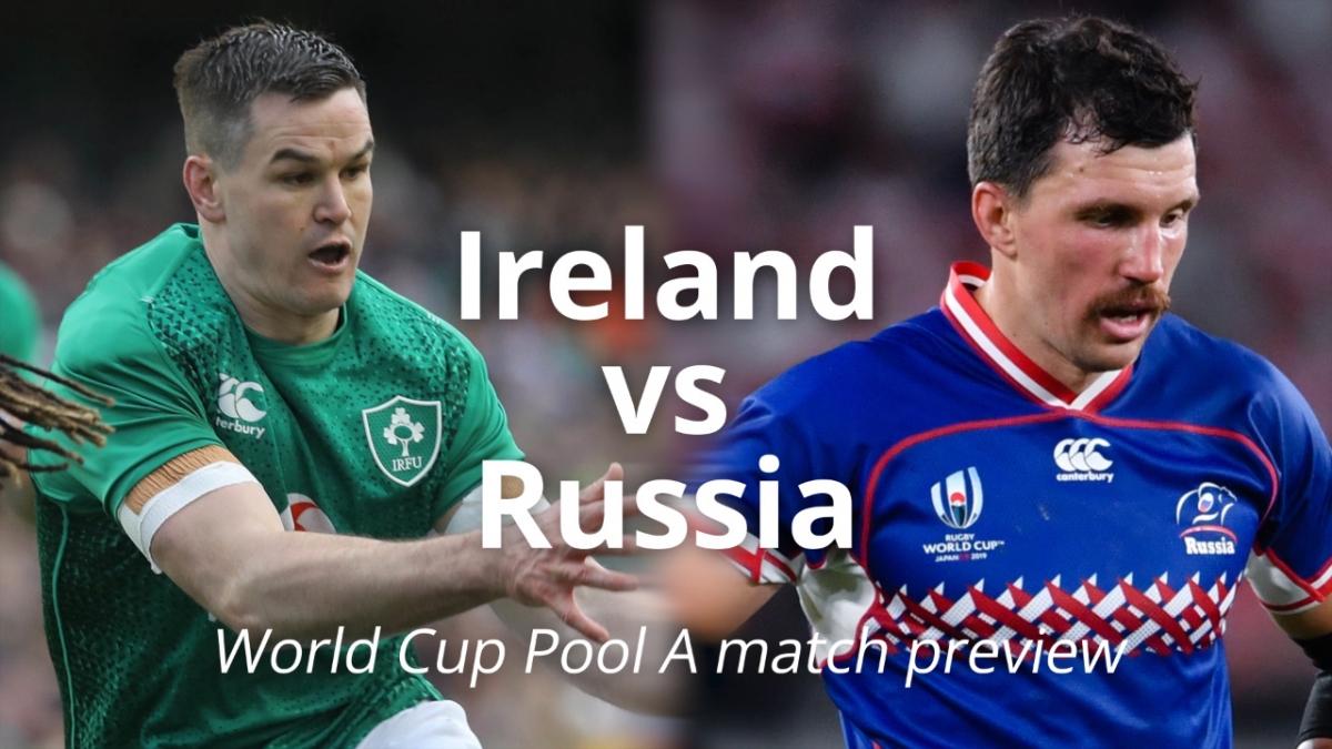Ирландия учинит разгром