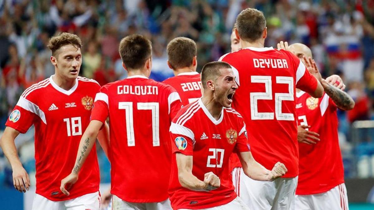 Сборная России разгромила Кипр и вышла на чемпионат Европы