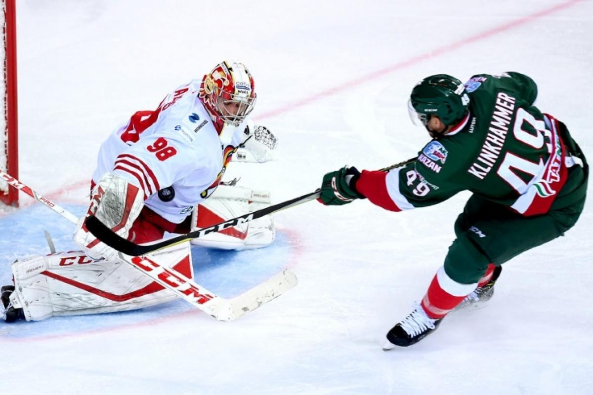 Прогноз на матч КХЛ: «Ак Барс» подтвердит статус фаворита