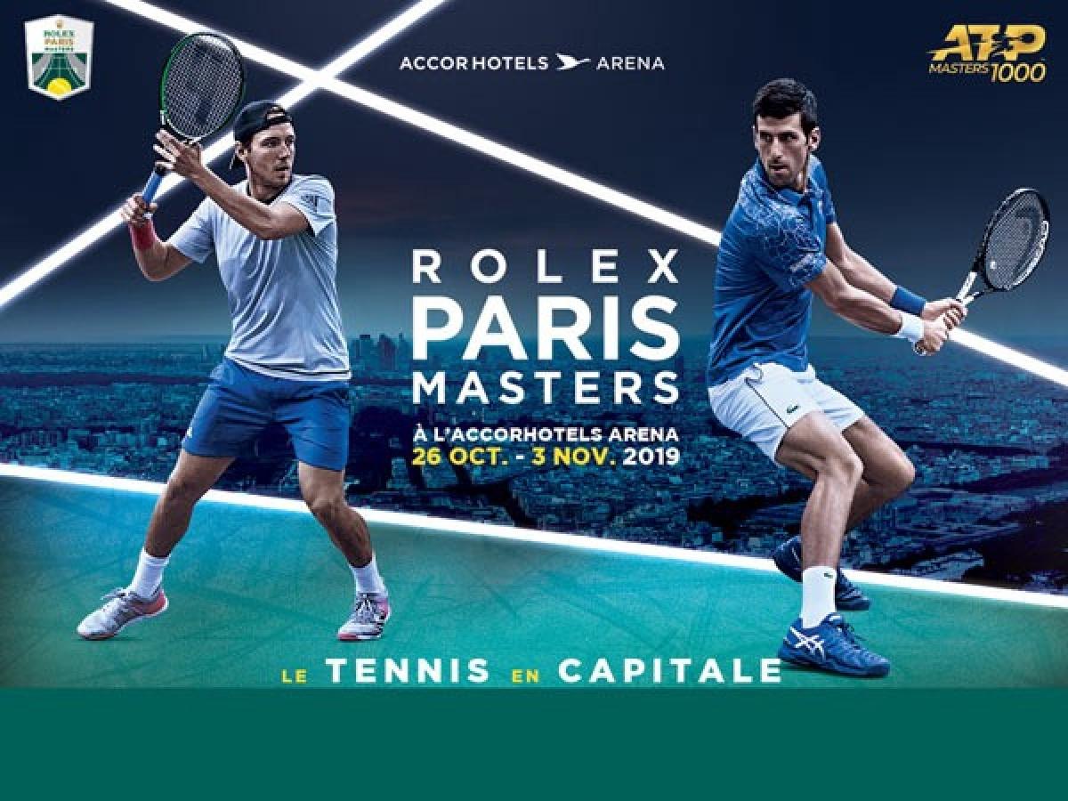 Rolex Paris Masters - 2019. Превью турнира