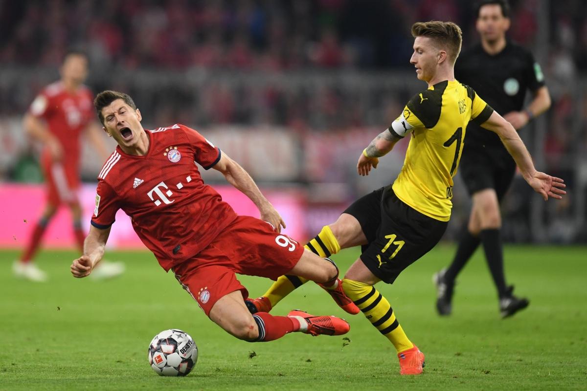 Сумеет ли Дортмунд избежать очередного позора в Мюнхене?