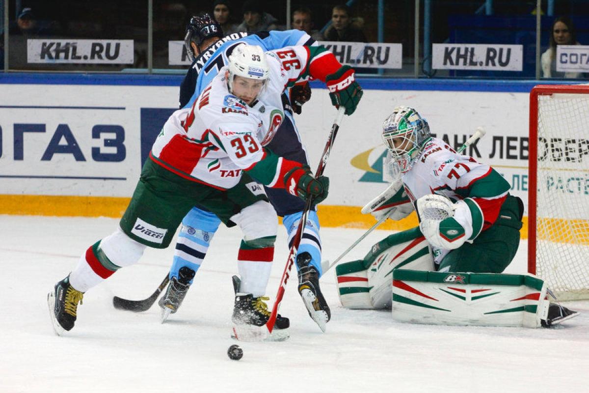 «Ак Барс» должен добиться гостевой победы в Новосибирске
